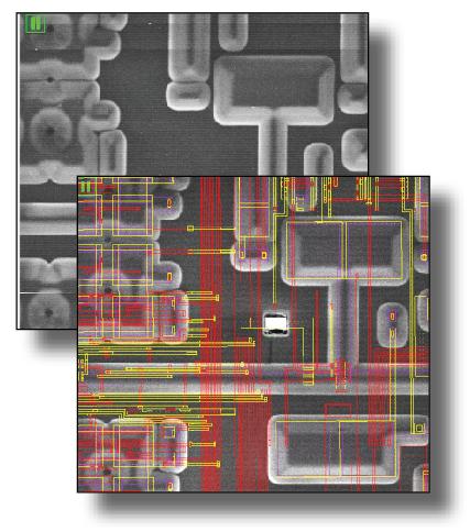 Circuit Editing - Focused Ion Beam | Nanolab Technologies, CA